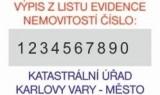 Razítko č. 55510PL